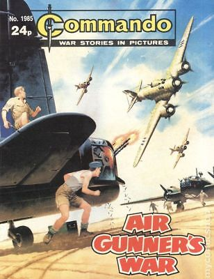 Commando War Stories in Pictures (D. C. Thomson Digest) 1985 1986 VG Low Grade