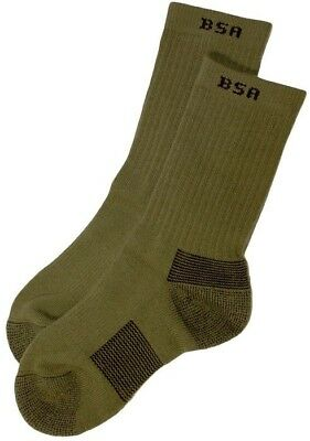 The Offical Boy Scout Of America Uniform CoolMax Crew Socks-New Size XL