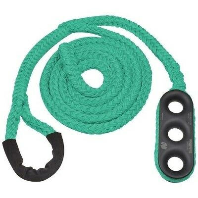 Notch SafeBloc Friction Device w/ Whoopie Sling Arborist Rigging