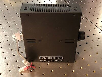 Dynasound Eavesdropping Sound Masking System (Pipe, Duct, Wall) Model DS-2490LP