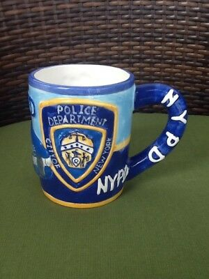 NYPD Coffee mug by City Merchandise New York Police Department