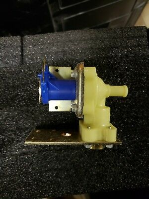 Replacement Ice Machine Water Inlet Solenoid Valve for Manitowoc 000007965 120 V