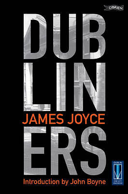 Dubliners by James Joyce, Paperback Book, New, FREE & Fast Delivery!