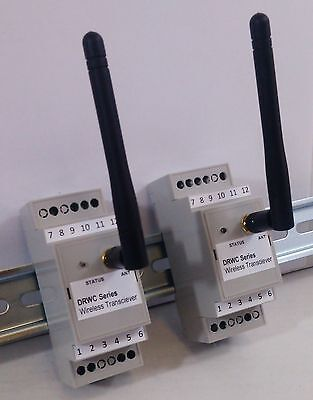 Industrial Remote Control - Wireless 1-Line Control System, 3 Miles - DRWC-900-1