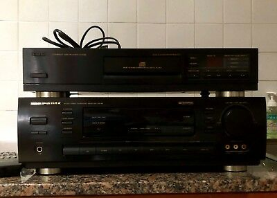Marantz A/V Surround Receiver SR-66 and CD player - good working condition