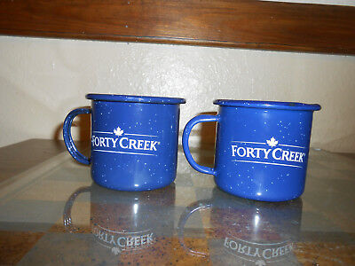 Forty Creek Camping Mugs Set of 2