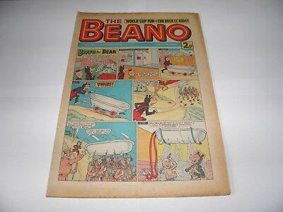 The Beano Comic - 1667 June 29 1974 FREE UK POST