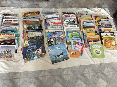 Lot of 10 paperback childrens picture books - excellent condition - MY CHOICE