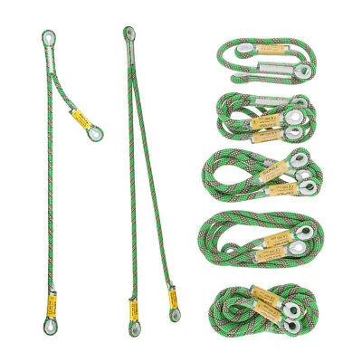 Pre-Sewn Eye-to-eye Prusik Cord Loop 22KN for Tree Arborist Climbing Rigging
