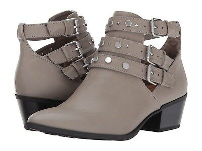 e86dfb1ab55341 Circus Sam Edelman Henna Putty Ankle Buckle Studded Booties Boots Festival  Sz 6