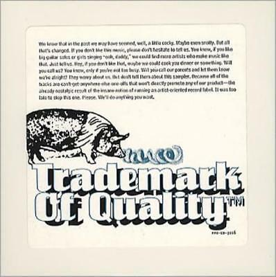Warner Brothers Trademark Of Quality USA CD album (CDLP) promo PRO-CD-7206
