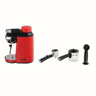 DOD159 Machine a cafe expresso - Rouge