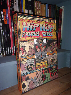 Hip Hop Family Tree-Coffret 1975-1983 - BD