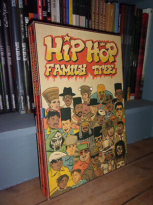 Hip Hop Family Tree-Coffret 1983-1985 - BD