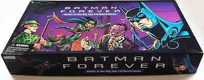 Parker Bros Boardgame Batman Forever - Battle at the Big Top Box VG
