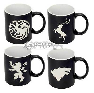 Game of Thrones Mug 4-Pack Logos Collector's Edition 330ml SD Toys