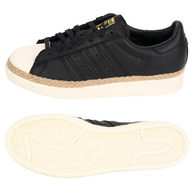 new concept 32244 e7b0b Adidas Originals Superstar 80s New Bold W (CQ2365) Street Casual Shoes  Sneakers