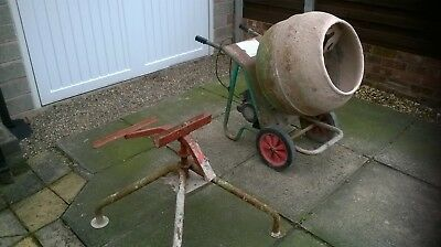 Baromix Minor Electric Cement Mixer