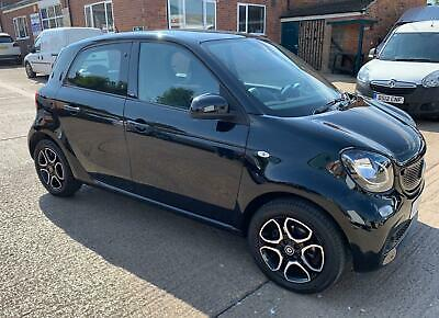 Smart Forfour Prime Premium - 2015 65 Plate - Black - Full Leather - For Four