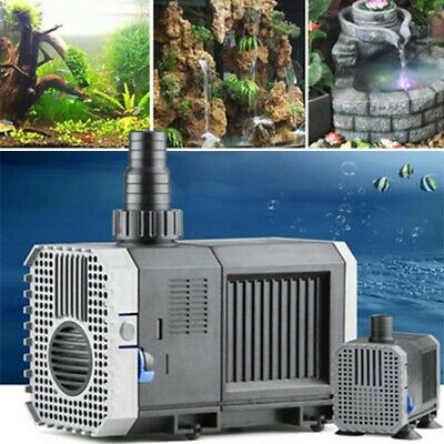 SUNSUN Submersible Aquarium Fish Tank Circulation Water Pump 600-6000L/H 220V