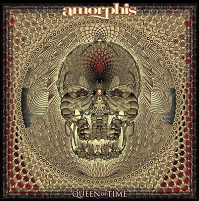 Amorphis-Queen Of Time (UK IMPORT) CD NEW