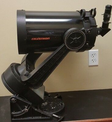 (CT1) USED  Vintage Celestron 8 Telescope AS IS