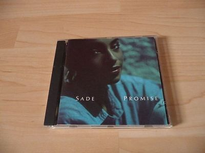 CD Sade - Promise - 1985 incl. The sweetest Taboo