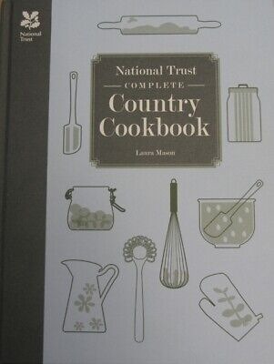 National Trust Complete Country Cookbook (Hardcover), Mason, Laur...