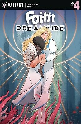 Faith Dreamside #4 Marguerite Sauv Cover A Valiant Comic 1st Print unread 2018
