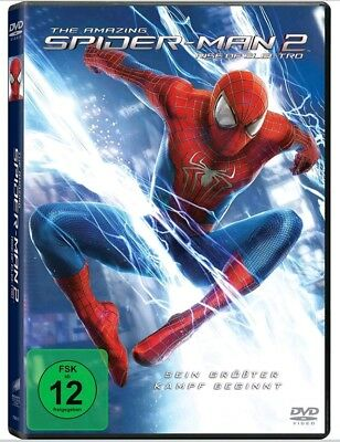 The Amazing Spider-Man 2 ~ Nur der Ultraviolet Digital Code aus der DVD