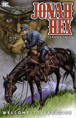 Jonah Hex Welcome to Paradise TPB (DC) Classic Tales #1-1ST 2010 FN Stock Image