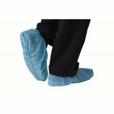 Blue, Non-Skid Shoe Covers