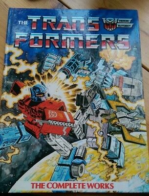 Transformers The Complete Works (Part 1) 1986 G1 Retro