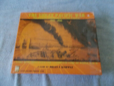 Avalanche Press Great Pacific War The 2nd WW in the Pacific 1937-1945 Unpunched