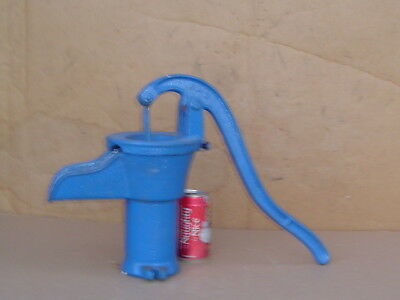 Vintage Red Jacket cast iron Cistern WELL WATER HAND PUMP kitchen sink Iowa USA