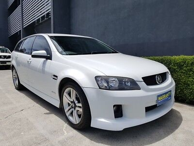 2010 Holden Commodore SV6 Wagon VE RWC Rego