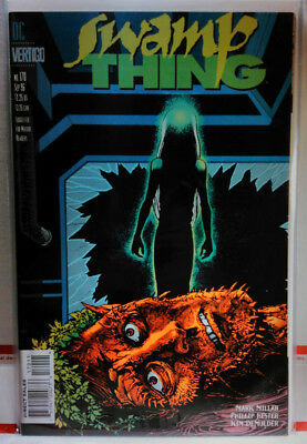 SWAMP THING (1982) #170 NM SCARCE!!! DC COMICS Vertigo MARK MILLAR Saga Of The