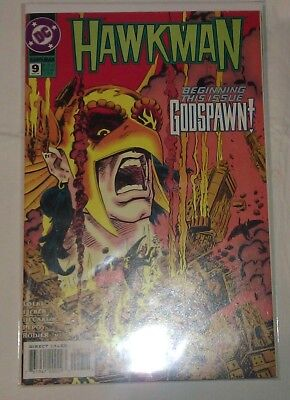 Hawkman Vol 3 #9 VF/NM DC Comics