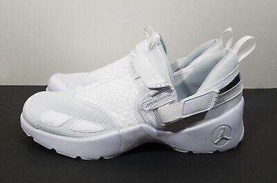 3972777cd NIKE AIR JORDAN Trunner LX Mens Shoes White Pure Platinum Size 13 ...