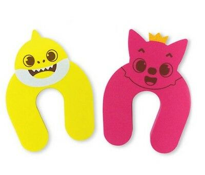 Pinkfong Baby Finger Protection Safety Guard EVA Set 2p