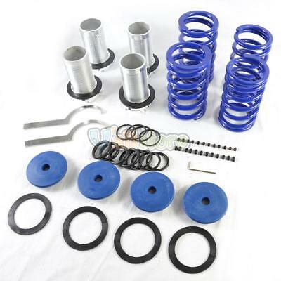 Coilover Lowering Coil Springs Kit for 98-02 Honda Accord 4Door/Coupe Blue