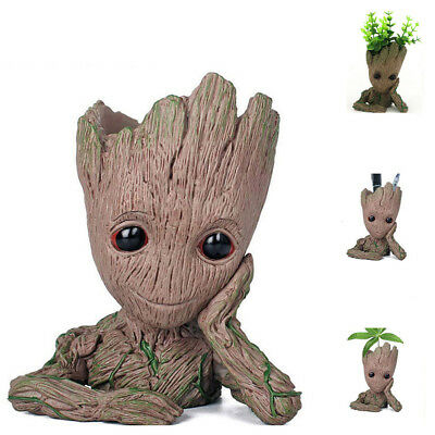 16CM Guardians of the Galaxy vol. 2 Baby Groot Figur Blumentopf Pflanzkübel