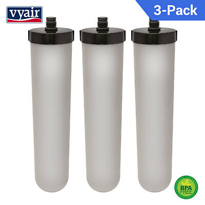 Compatible Water Filter Cartridge for Franke FRX02 FR9455 Triflow & Uniflow x 3