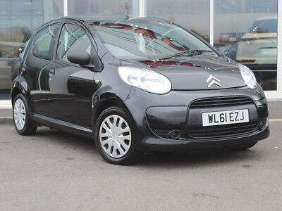 2012 CITROEN C1 1.0 VTR 5dr [AC] - ONLY £20 TAX - GREAT COLOUR - LOW INSURANCE!