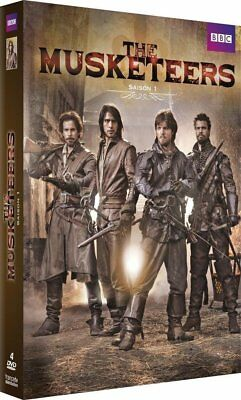 COFFRET DVD THE MUSKETEERS SAISON 1 Neuf Sous Blister