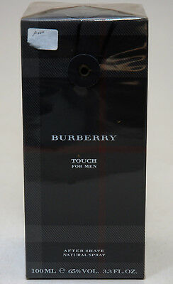 Burberry Touch For Men After Shave Natural Spray 100 Ml  2001 Editon