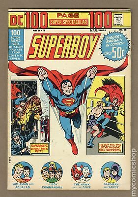DC 100 Page Super Spectacular #15 1973 VG 4.0