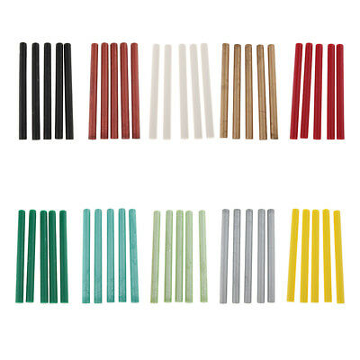Pack of 50 Sealing Wax Sticks for Wax Seal Stamp for Cards Envelopes Wedding