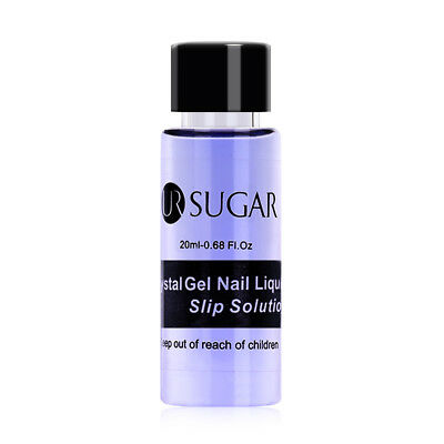 UR SUGAR 20ml Liquid Poly Builder Gel Slip Solution Nail Art Acrylic Gel Extend