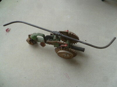 National Walking Lawn Sprinkler Model A5 / B3 Antique